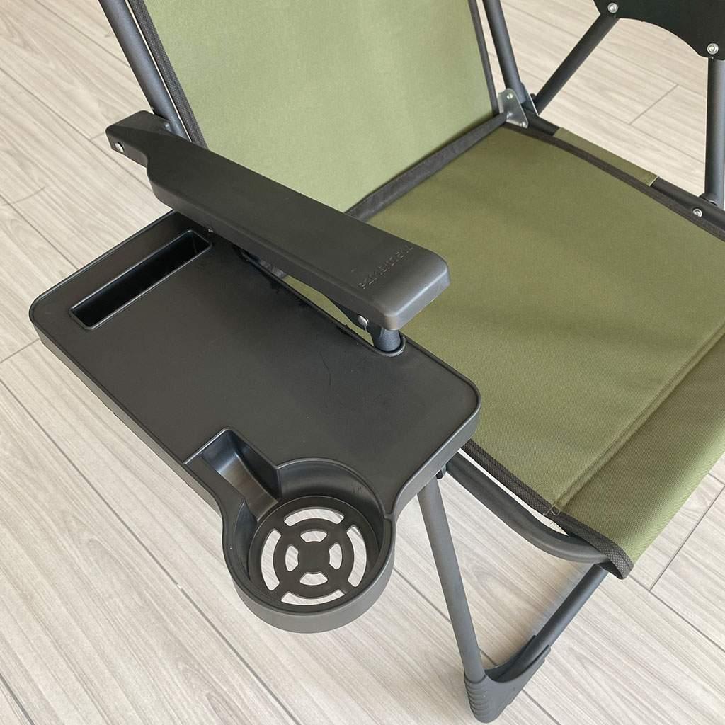 Kamp Sandalyesi Bardaklığı Piknik Sandalye Yan Sehpası